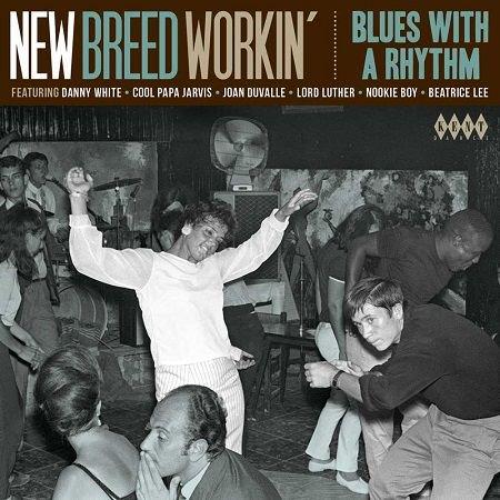 V.A./  NEW BREED WORKIN'  BLUES WITH A RHYTHM