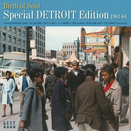 V.A./ Birth Of Soul  Special Detroit Edition 1960-64