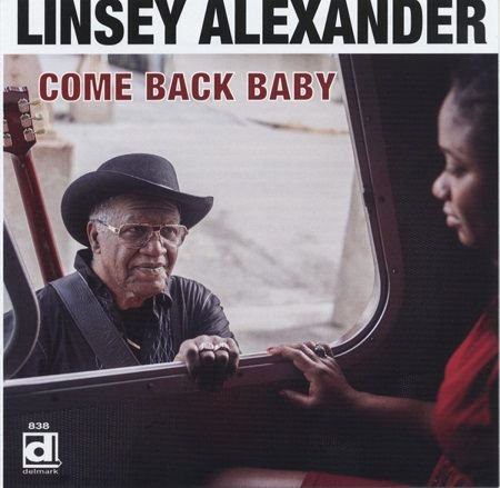 LINSEY ALEXANDER/ Come Back Baby