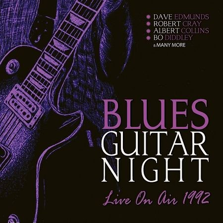 V.A./ BLUES GUITAR NIGHT  Live on Air 1992
