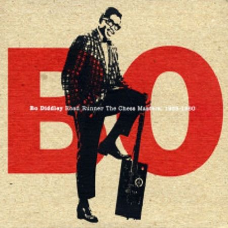 BO DIDDLEY/ ROAD RUNNER THE CHESS MASTERS, 1959-1960(2CD)
