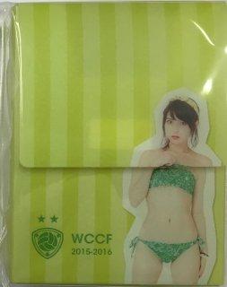 WCCF 15-16 デッキケース 橘 杏 キャンペーン配布