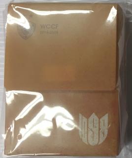 WCCF 15-16 デッキケース オランダ キャンペーン配布