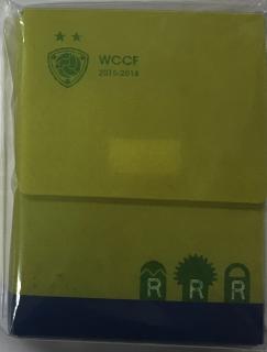 WCCF 15-16 デッキケース ブラジル キャンペーン配布