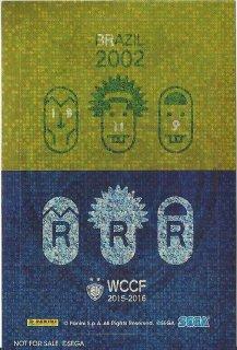 WCCF ブラジル Aimeステッカー