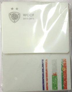 WCCF 15-16 デッキケース レアルマドリー キャンペーン配布