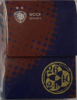WCCF 15-16 デッキケース バルセロナ キャンペーン配布