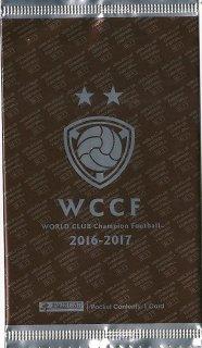 WCCF 16-17  Ver3.0 未開封パック