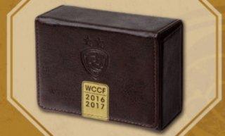 WCCFデッキケース/第12弾 キャンペーン配布品(合皮)