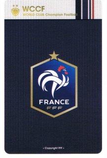WCCF 15-16 Aimeステッカー フランス