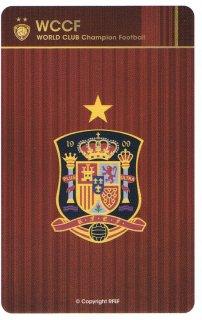 WCCF 15-16 Aimeステッカー スペイン