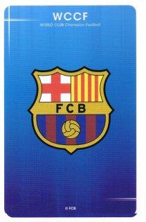 WCCF 15-16 ver1.0 Aimeステッカー バルセロナ