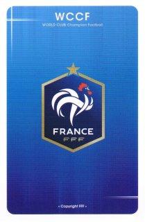 WCCF 15-16 ver1.0 Aimeステッカー フランス