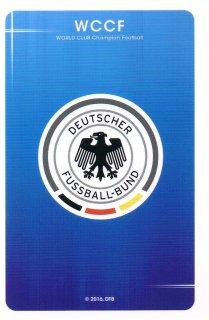 WCCF 15-16 ver1.0 Aimeステッカー ドイツ