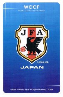 WCCF 15-16 ver1.0 Aimeステッカー 日本