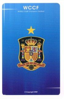 WCCF 15-16 ver1.0 Aimeステッカー スペイン