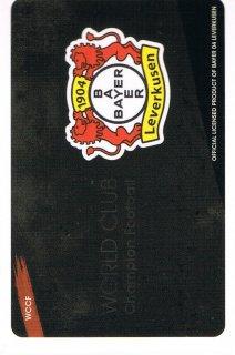 WCCF 13-14 ver2.0 Aimeステッカー レバークーゼン