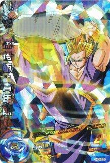 ドラゴンボールヒーローズ H3-29 孫悟飯:青年期 龍翔拳 SR