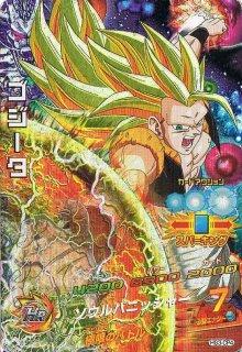 ドラゴンボールヒーローズ HG3-CP4/ゴジータ/ソウルパニッシャー CP
