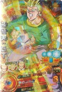 ドラゴンボールヒーローズ HG4-24/孫悟天:GT/かめはめ波 SR