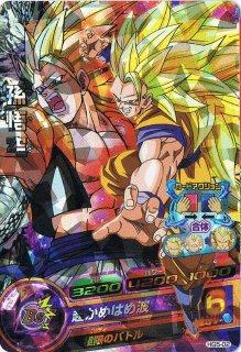 ドラゴンボールヒーローズ HG5-02/孫悟空/超かめはめ波 SR