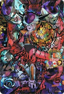 ドラゴンボールヒーローズ HG6-37/フリーザ/デスビーム UR