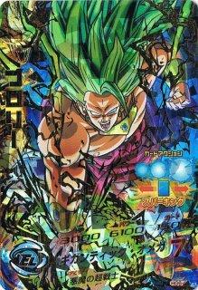 ドラゴンボールヒーローズ HG6-45/ブロリー/ギガンティック・オメガ UR