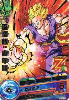 ドラゴンボールヒーローズ HG9-04/孫悟飯:青年期 R