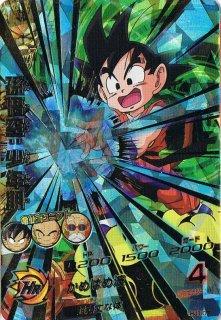 ドラゴンボールヒーローズ HJ1-07 孫悟空:少年期 UR