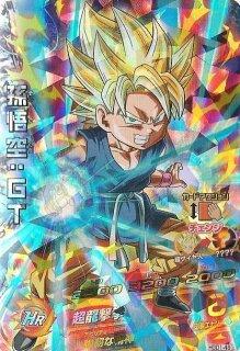 ドラゴンボールヒーローズ HGD1-49 孫悟空:GT SR