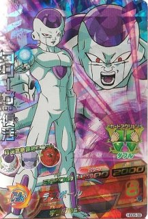 ドラゴンボールヒーローズ HGD5-39 フリーザ:復活 SR