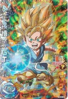 ドラゴンボールヒーローズ HGD6-32 孫悟空:GT SR