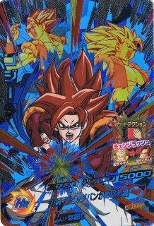 ドラゴンボールヒーローズ HGD9-CP5 ゴジータ CP