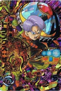 ドラゴンボールヒーローズ HGD10-HJ6-63 CP トランクス:ゼノ UR 【再録】【赤箔押し】
