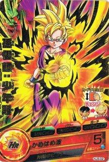 ドラゴンボールヒーローズ HJ3-02 孫悟飯:少年期 R