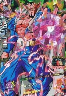 ドラゴンボールヒーローズ HJ3-38 ダーブラ SR