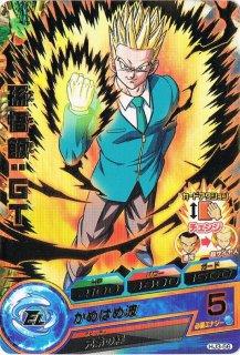 ドラゴンボールヒーローズ HJ3-56 孫悟飯:GT R