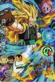 ドラゴンボールヒーローズ HGD4-49 ゴテンクス:青年期 SR