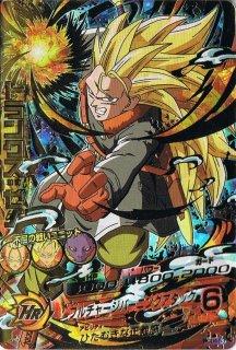 ドラゴンボールヒーローズ HGD4-53 トランクス:ゼノ UR