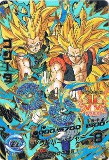 ドラゴンボールヒーローズ HGD4-CP04 ゴジータ CP