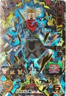 ドラゴンボールヒーローズ SH02-60 トランクス:未来 UR