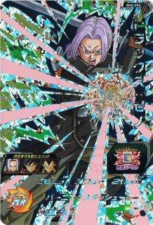 ドラゴンボールヒーローズ SH02-CP6 トランクス:ゼノ CP