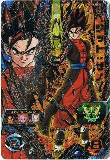 ドラゴンボールヒーローズ SH03-49 ベジット:ゼノ UR