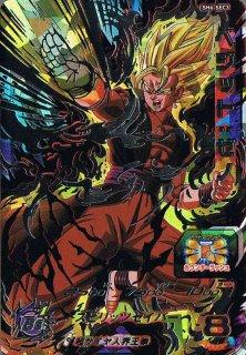 ドラゴンボールヒーローズ SH6-SEC3 ベジット:ゼノ UR