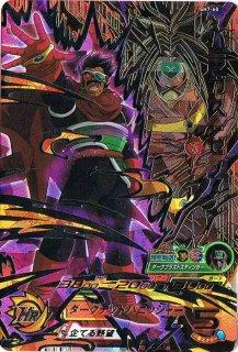 スーパードラゴンボールヒーローズ SH7-60 パラガス:ゼノ UR