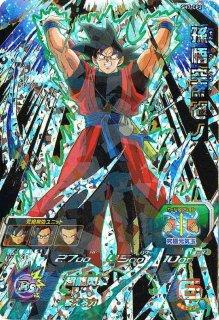 スーパードラゴンボールヒーローズ SH7-CP2 孫悟空:ゼノ CP