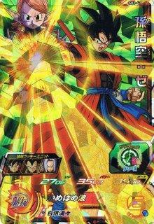 ドラゴンボールヒーローズ SH01-47 孫悟空:ゼノ SR