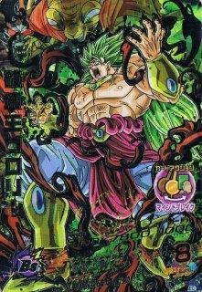 ドラゴンボールヒーローズ HJ5-SEC破壊王ブロリー UR