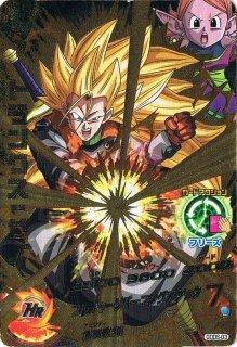 ドラゴンボールヒーローズ GDDS-03 トランクス:ゼノ