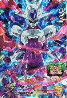 スーパードラゴンボールヒーローズ UM3-041 クウラ SR